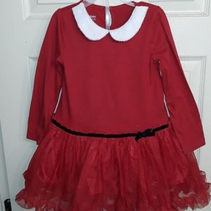 Christmas outfit size 4t